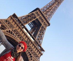 eiffel tower, free hugs, and keep calm image