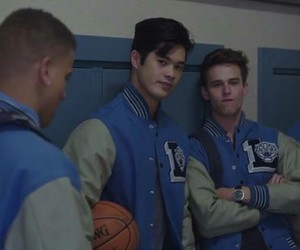 13 reasons why, ross butler, and 13rw image