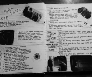 art, happy, and journal image