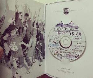 album, exo, and xoxo image