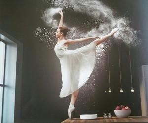 balett, beautiful, and dancing image