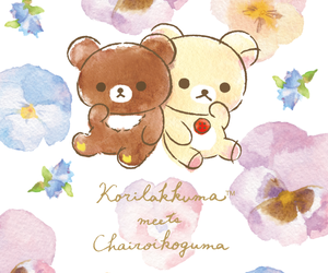 san-x and korilakkuma image