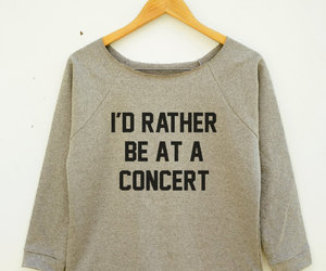 concert, funny, and gifts image