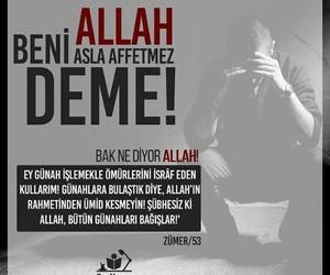islam, muslim, and sözler image
