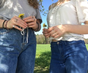 friendship, photography, and spring image