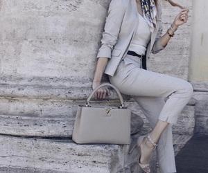 beautiful, dress, and heels image