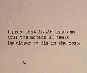 quote and islam image