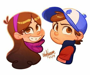 dipper pines and mabel pines image