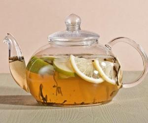 lemon and tea image