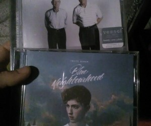aesthetic, cds, and indie image