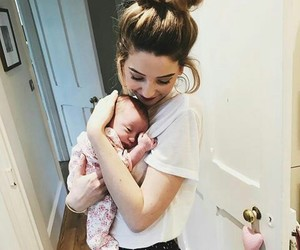 zoella, zoe sugg, and baby image