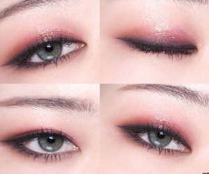 asian, makeup, and ulzzang makeup image