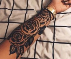 arm, dope, and black image