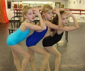 chloe, maddie ziegler, and madison image