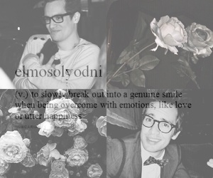 b&w, doab, and brendon image