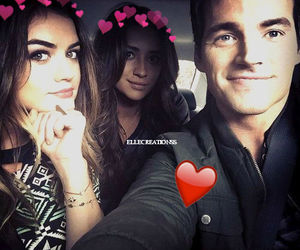 lucy hale, pretty little liars, and edits image