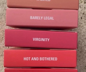 virginity, barely legal, and blushes image