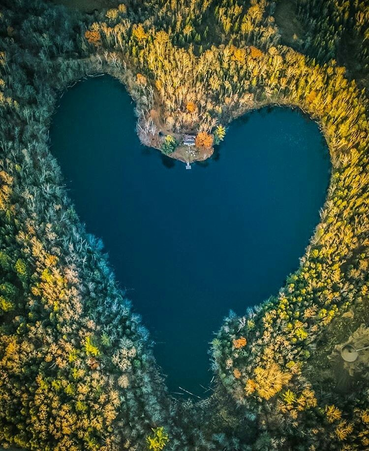 blue, heart, and photography image