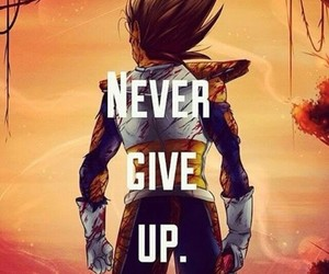anime, quotes, and vegeta image
