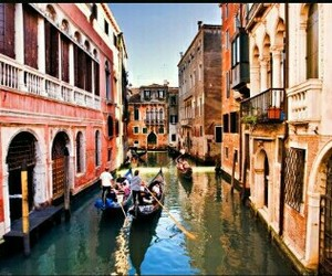 venice and beautiful image