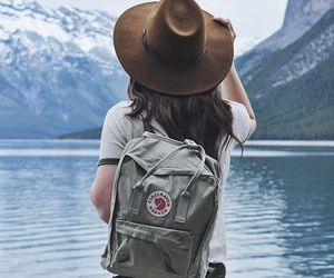 travel, girl, and adventure image