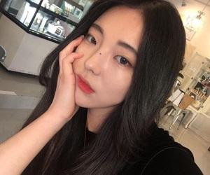 asian, ulzzang girl, and cute image
