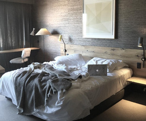 bedroom, classy, and fashion image