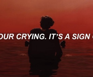 out now, Harry Styles, and sign of the times image