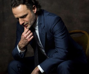 edit, the walking dead, and andrew lincoln image