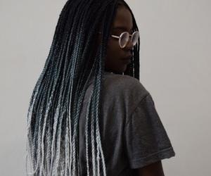 black, style, and melanin image