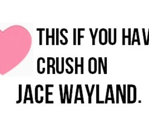 crush and jace wayland image