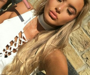 long hair, hair goals, and luxury luxurious glam image