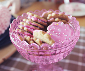 Cookies, photography, and pink image