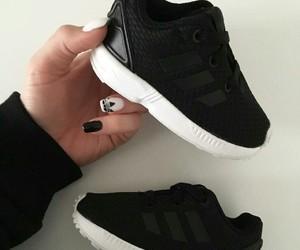 adidas, baby, and nails image