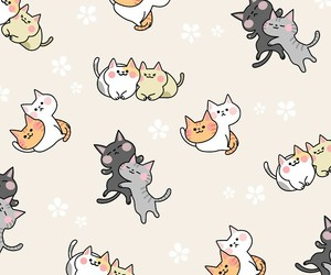 animals, cats, and background image