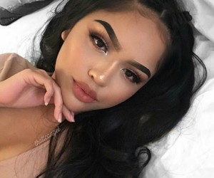 full lips, photography inspiration, and girl site model image