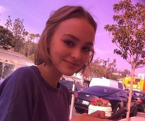 lily rose depp and depp image