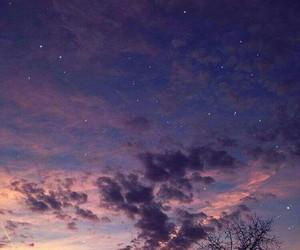 galaxy, beatiful, and sky image