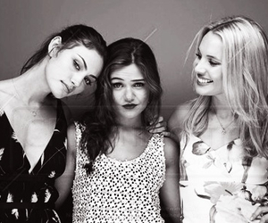 phoebe tonkin, The Originals, and danielle campbell image