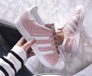 fashion, superstar, and adidas image