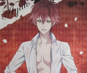 diabolik lovers, vampire, and anime image