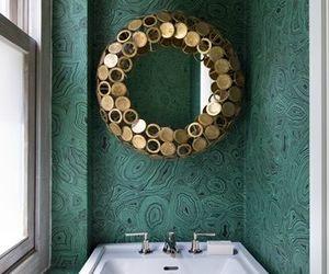 home decor, wallpaper, and walls image