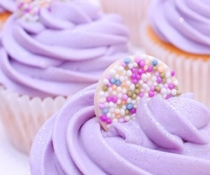 background, cupcake, and dessert image
