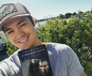 13 reasons why, zach dempsey, and 13rw image