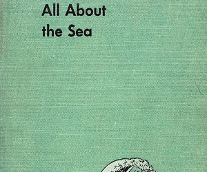 sea, quotes, and waves image