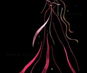 aurora, pink, and disney image