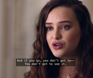13 reasons why, hannah baker, and quote image
