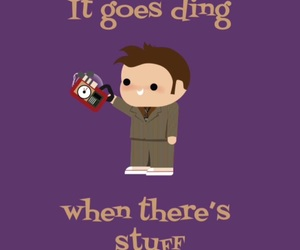 doctor who and tenth doctor image