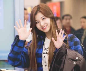 k-pop, twice, and sana image