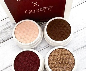 makeup, beauty, and colourpop image